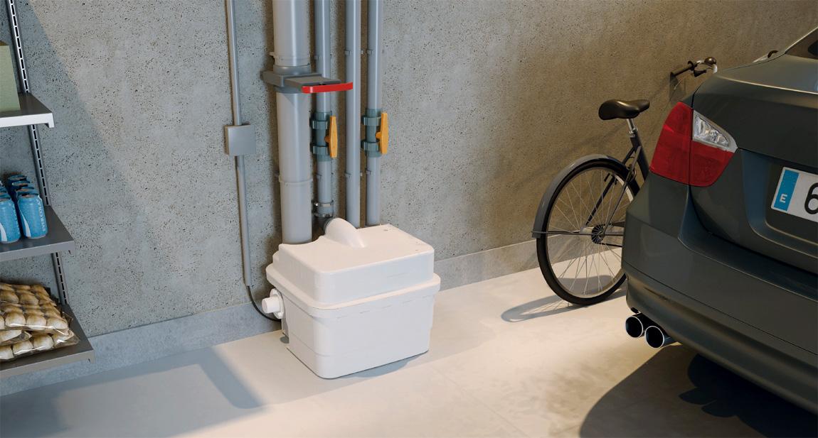 На что обращать внимание при подборе канализационной установки